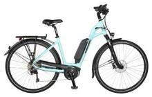 E-Bike Velo de Ville AEB 400 Shimano Nexus 8 Gang Freilauf