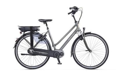 Batavus AGUDO E-GO, Damen E-Bike mit Bosch-Mittelmotor, Akku 500 Wh, 8-Gang, Rücktrittbremse