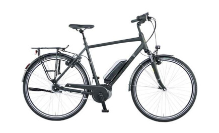 Green's ASHFORD, Herren E-Bike mit Bosch-Mittelmotor, Akku 400 Wh, 8-Gang, Rücktrittbremse