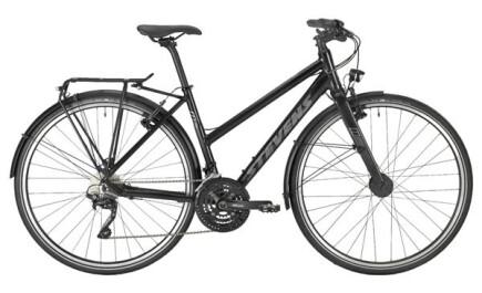 Stevens 6 X LITE TOUR , Trekkingbike (13,1kg) mit lenkpräzisem Aluminiumrahmen, 30-Gang Kettenschaltung