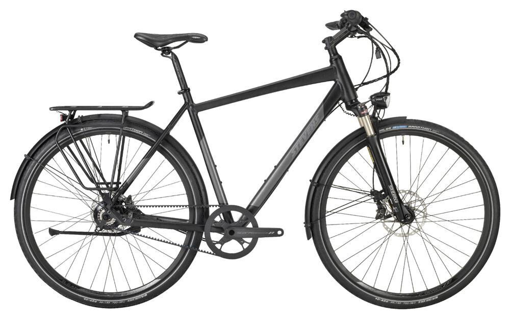 stevens courier luxe citybike mit carbon riemen 8 gang. Black Bedroom Furniture Sets. Home Design Ideas