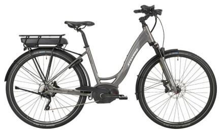 Stevens E-TRITON, Bosch Performance-Antrieb mit 500Wh-Akku, 10fach-Schaltung Shimano.Damen.