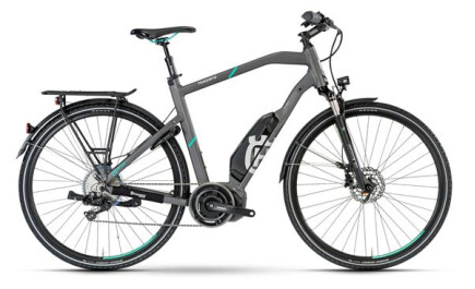 Husqvarna Bicycles Light Tourer LT4, Shimano Mittelmotor, Akku 500 Wh, 11-Gang Di2 Shimano Kettenschaltung, Herren.