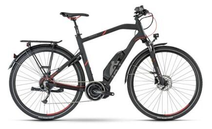 Husqvarna Bicycles Light Tourer LT2, Shimano Mittelmotor, Akku 500 Wh, 9-Gang Alivio Shimano Kettenschaltung, Herren.