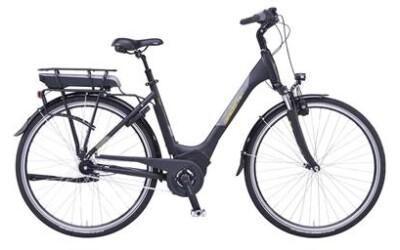 Green's SUSSEX, Damen E-Bike mit Bosch-Mittelmotor, Akku 400 Wh, 7-Gang, Rücktrittbremse