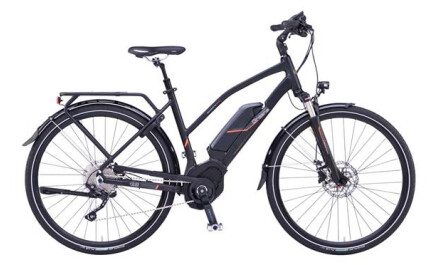 Green's RICHMOND, Damen E-Bike mit Bosch-Mittelmotor, Akku 500 Wh, 10-Gang Kettenschaltung