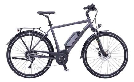 Green's LANCASTER, Herren E-Bike mit Bosch-Mittelmotor, Akku 400 Wh, 9-Gang Kettenschaltung