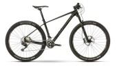 Mountainbike Raymon SEVENRAY 8.0 Carbon Hardtail Schwarz