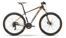 Mountainbike Raymon SEVENRAY 1.0 Hardtail Schwarz