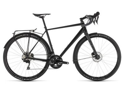 Cube Nuroad Race FE black´n´grey 2019