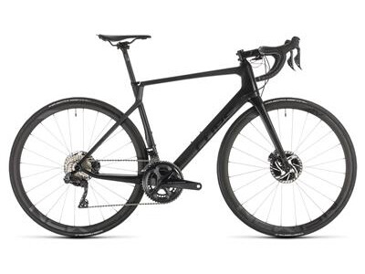 Cube Agree C:62 SLT Disc carbon´n´black 2019