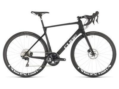 Cube Agree C:62 Race Disc  -  carbon-weiß
