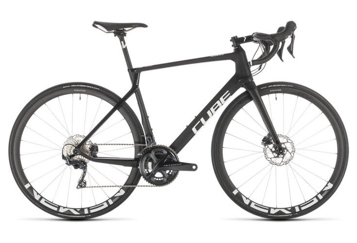Agree C:62 Race Disc  -  carbon-weiß