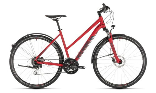 Cube Cube Nature Allroad Trapz red´n´grey 2019