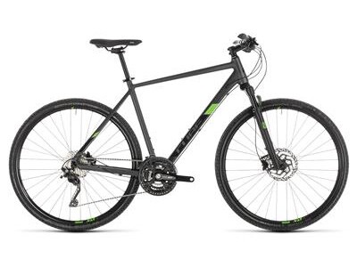 Cube Cross Pro iridium´n´green 2019
