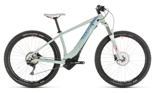 Cube Cube Access Hybrid EXC 27,5 blue´n´coral 2019