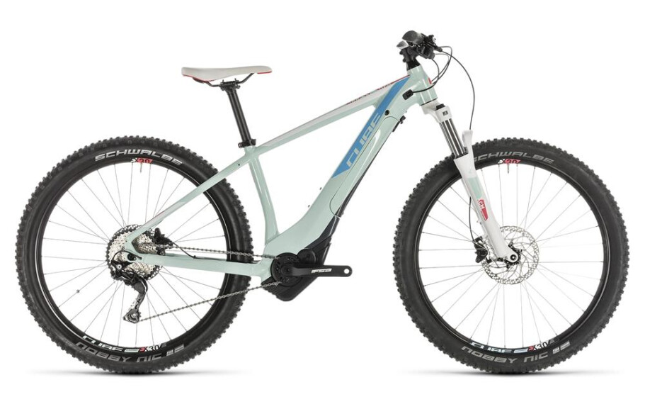 Cube Cube Access Hybrid EXC 29er blue´n´coral 2019