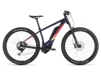 Cube Access Hybrid Race 500 darkviolet´n´rose 29 2019