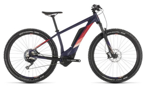 Cube Access Hybrid Race 500 darkviolet n rose
