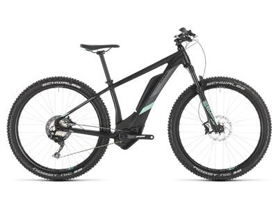 Cube Access Hybrid Race 500Wh black´n´mint