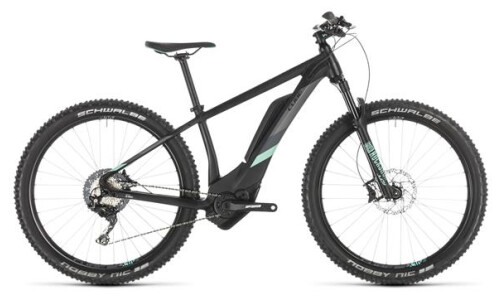 Cube Access Hybrid Race 500 black n mint