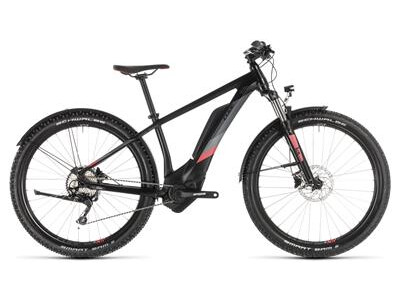 Cube Cube Access Hybrid Pro 29 Allroad black´n´coral 2019