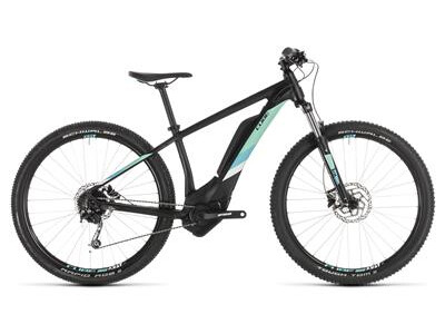 Cube Access Hybrid One 500Wh black´n´mint
