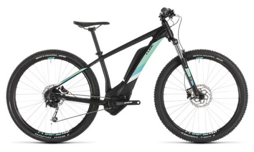 Cube Cube Access Hybrid ONE 27,5 black´n´mint 2019