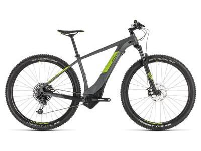 Cube Reaction Hybrid EAGLE 500 27,5 grey´n´green 2019