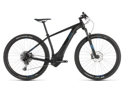 Cube Reaction Hybrid EAGLE 500 27,5 black´n´blue 2019