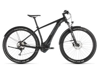 Cube Reaction Hybrid EXC Allroad 27,5 black`n`grey 2019