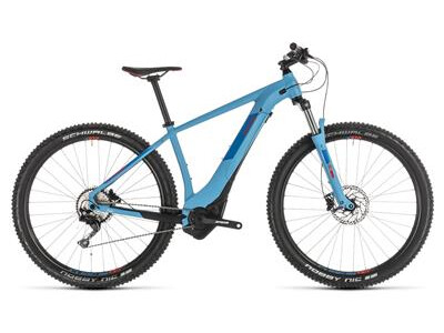 Cube Reaction Hybrid EXC 500 29er blue´n´red 2019