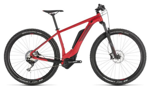 Cube Reaction Hybrid Race 500 red n red