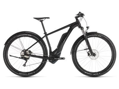 Cube Reaction Hybrid Pro Allroad 29 black edition 2019