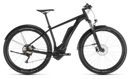 Cube Reaction Hybrid PRO 500 Allroad black´n´grey 2019