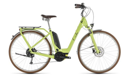 Cube Elly Ride Hybrid 500 green´n´black 2019