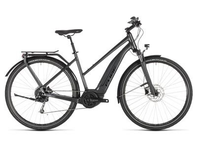 Cube Touring Hybrid 500 Damen iridium´n´black 2019