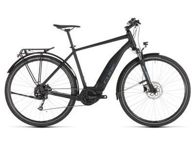 Cube Touring Hybrid ONE 500 Herren black´n´blue 2019