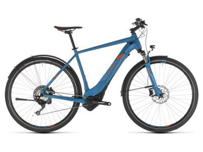 Cube Cross Hybrid Race 500 Allroad Gents