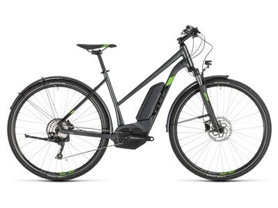 Cube Cross Hybrid Pro 500 Allroad Damen iridium´n´green 2019