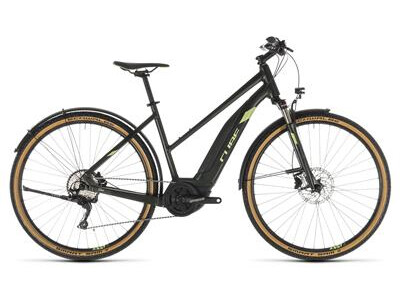 Cube Cube Cross Hybrid EXC 500 Allroad Trapez green´n´green 2019