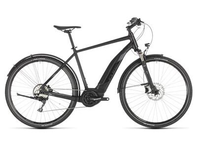 Cube Cube Cross Hybrid EXC 500 Herren Allroad black´n´grey 2019