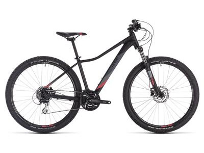 Cube Access WS Exc 27,5 black´n´coral 2019