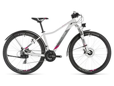Cube Access WS Allroad 27,5 white´n´berry 2019