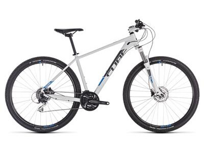 Cube Aim Race white-n-blue 27,5""
