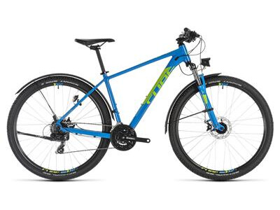 Cube Aim Allroad 27,5 blue´n´green 2019