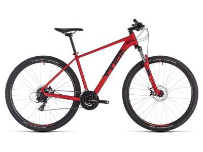 Cube Aim Race 29er black´n´red 2019
