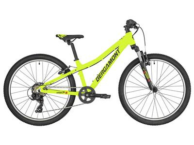 "Bergamont Bergamont Revox Boy 24"" lime green/black/red 2019"