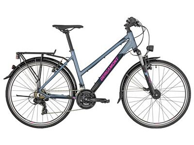 Bergamont Bergamont Bike Revox Lady silver/dark grey/berry  2019