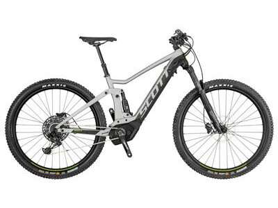 Scott Strike eRide 930 2019